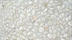 Beyaz Çakıllı Wash Beton