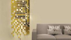 3D Duvar Mozaikler