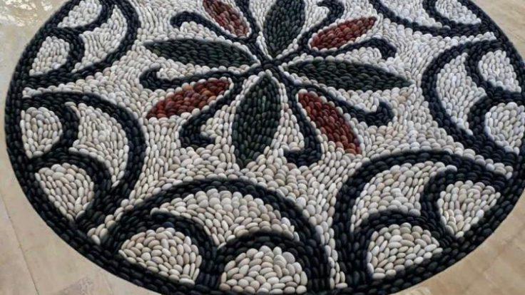 Desenli Fileli Çakıl