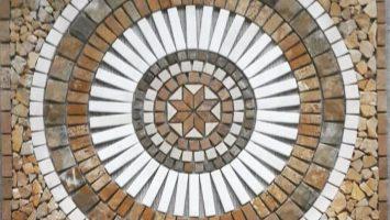 Fileli Mermer Mozaikler
