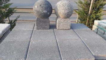 Beton Mantar Taşları